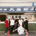 ストリートブランドと老舗定食店がまさかの異色コラボ