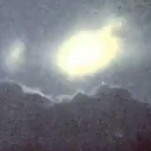 新元号発表前日に浅間山へUFO襲来の怪